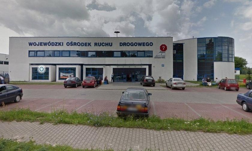 Rekordzista WORD w Piotrkowie. Nie zdał na prawo jazdy 200 razy