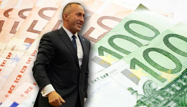 Ramuš Haradinaj, Kombo
