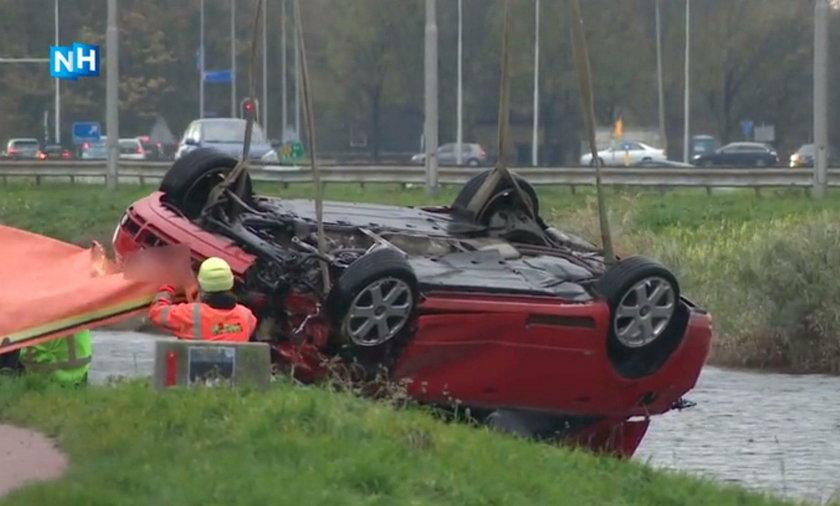 Tragiczna śmierć 24-letniego Polaka w Holandii
