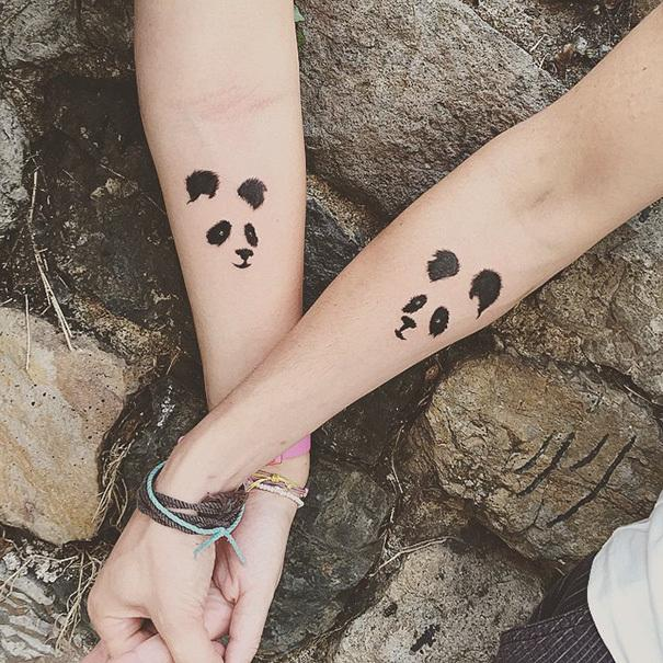 Przyjacielskie Tatuaże Fajne Zdjęcia Propozycji Wzorów Noizz