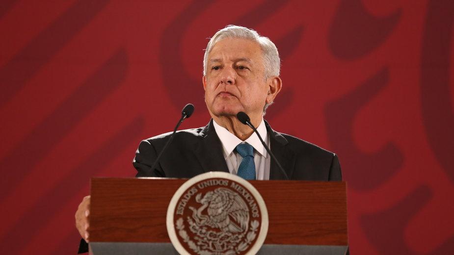 """Prezydent Meksyku przeprosił rdzenną ludność Majów za """"straszne nadużycia"""""""