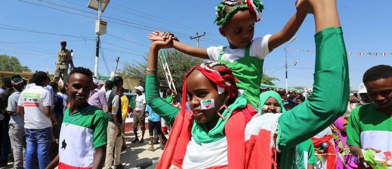 Proud Somalilanders