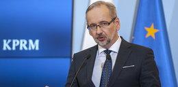 Minister zdrowia zaszczepi się AstraZeneką