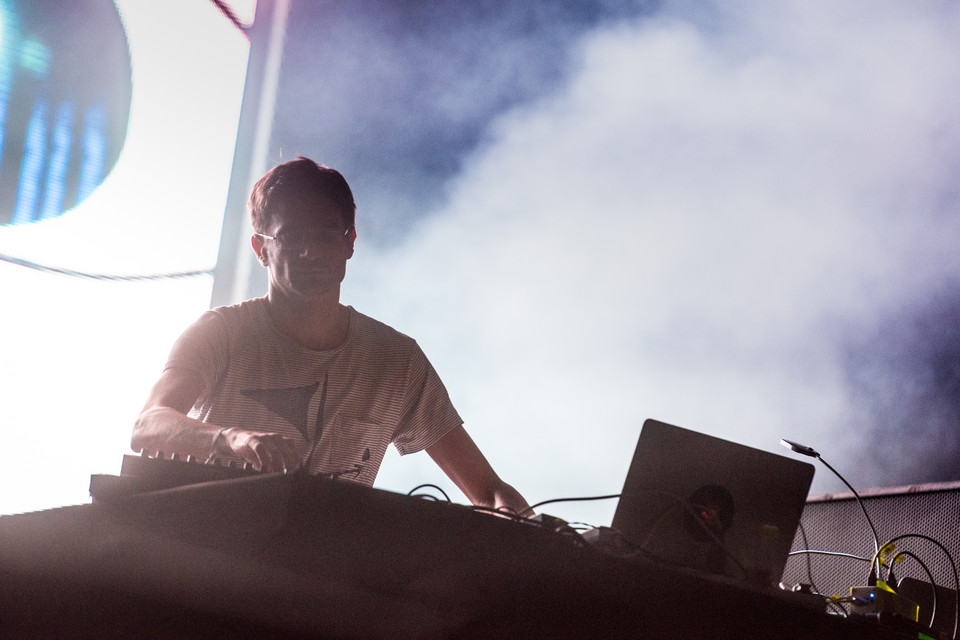 OFF Festival 2018: Jon Hopkins Live