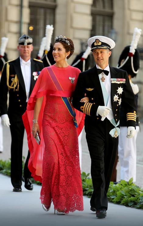 Princeza Meri i princ Frederik iz Danske