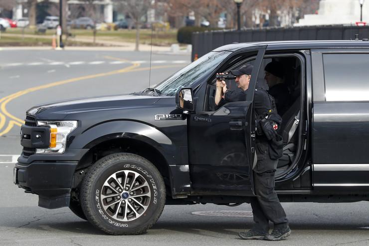 Vašington policija kapitol