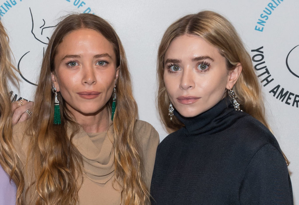 Mary-Kate i Ashley na Youth America Grand Prix 19 kwietnia 2018
