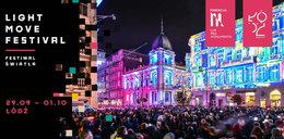 Light Move Festiwal 2017 w Łodzi. Zobacz atrakcje