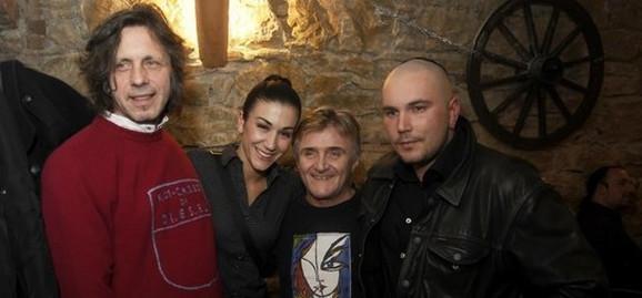 Jurica Pađen, Ana Rucner, Rajko Dujmić i Mario Rucner