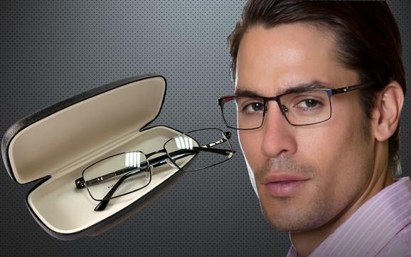 Metalni okvir naočara