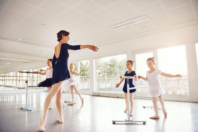 Časovi baleta im pomažu u socijalizaciji