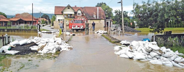 Kraljevo Grdica poplave