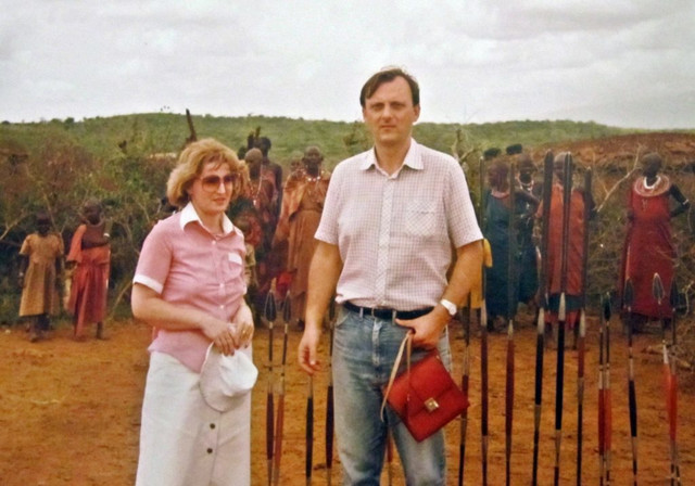 Starčevići u Keniji
