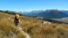 Klub Podróżników Śródziemie - Szlak Te Araroa w Nowej Zelandii - Agnieszka Dziadek