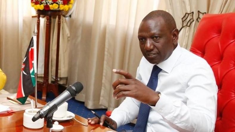 DP Ruto issues new statement warning his supporters against early 2022 campaigns