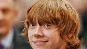"Rupert Grint chce skończyć z ""Harrym Potterem"""