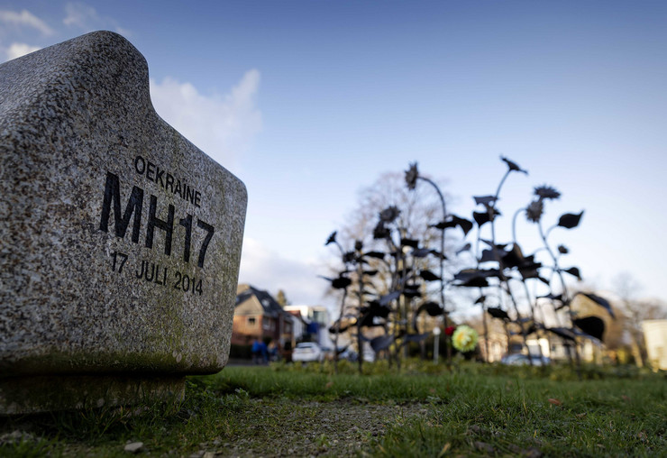 Spomenik žrtvama u Hilversumu u Holandiji