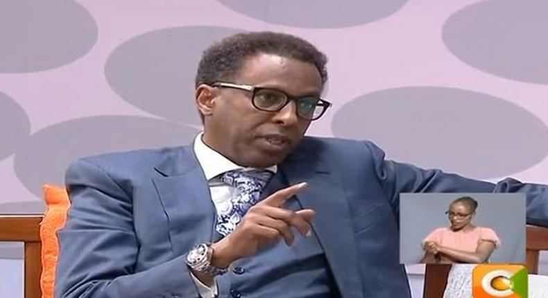 Lawyer Ahmednasir Abdullahi