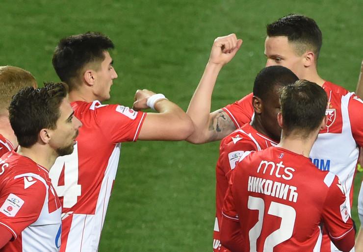 FK Crvena zvezda - FK Napredak