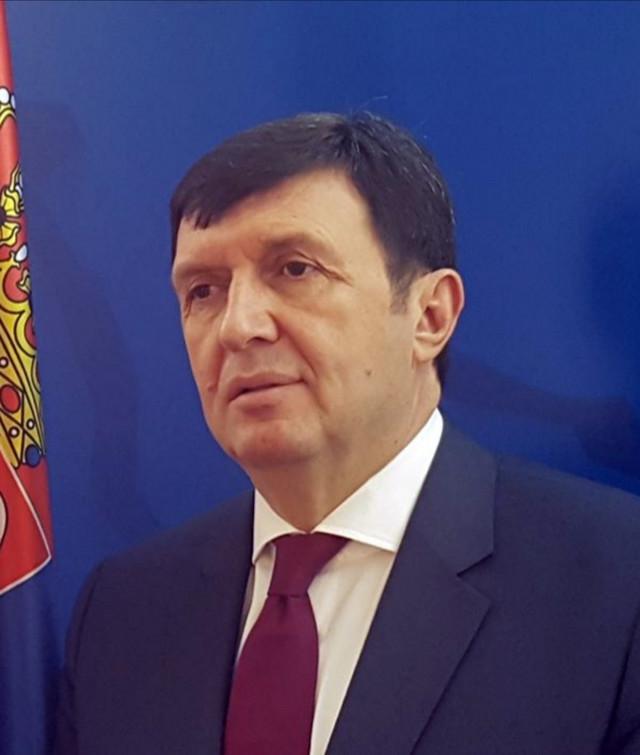 Ambasador Aca Jovanović