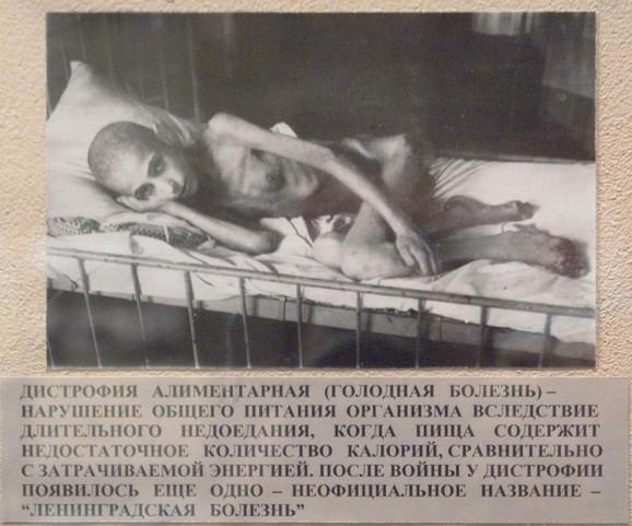Ljudi su masovno umirali od gladi