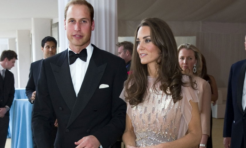 Catherine Cambridge i Prince William