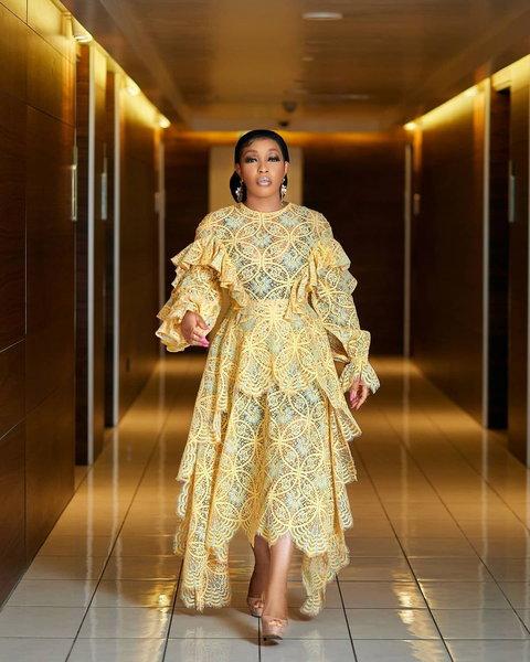 Nollywood actress Rita Dominic [Instagram/RitaDominic]