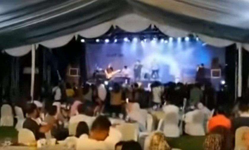 Tsunami uderzyło podczas koncertu w Indonezji. Muzyk grupy Seventeen zginął na scenie