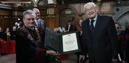 Wajda został Honorowym Obywatelem Gdańska
