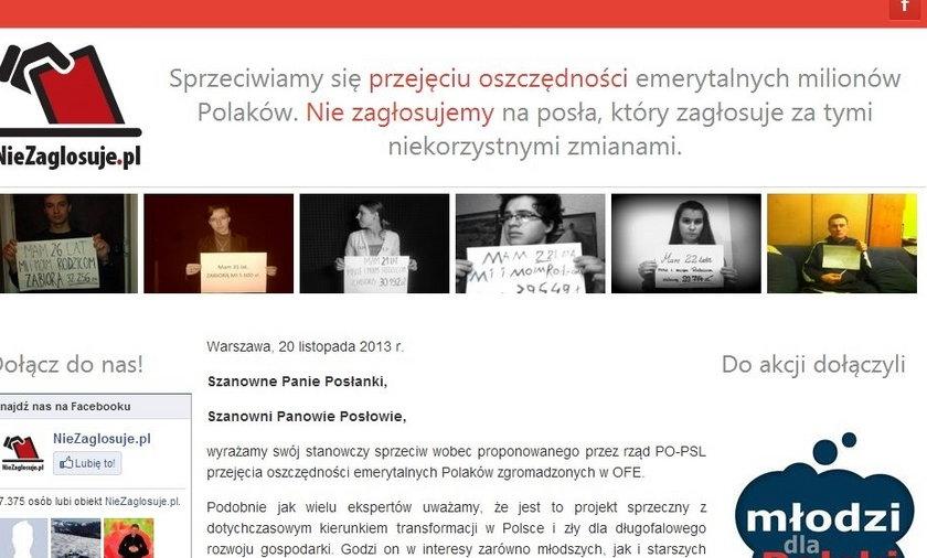 niezaglosuje.pl