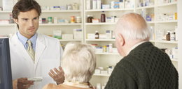 Darmowe leki dla seniorów mają groźne skutki uboczne!
