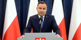 Andrzej Duda zaliczył wpadkę!