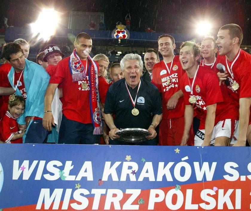 Kasperczak trenerem Wisły!