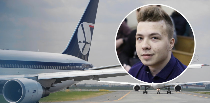 LOT wstrzymuje trasy w obawie przed porwaniem. Zaistniała nawet groźba zestrzelenia samolotu!