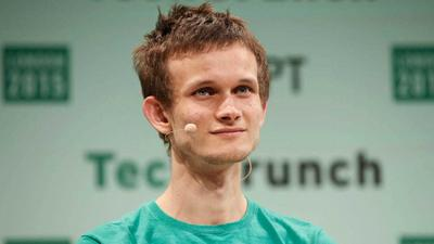 Ethereum co-creator Vitalik Buterin is now the world's youngest crypto billionaire amid ether's 350% year-to-date surge