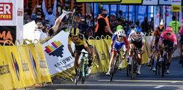 Jest kara za spowodowanie koszmarnego wypadku podczas Tour de Pologne