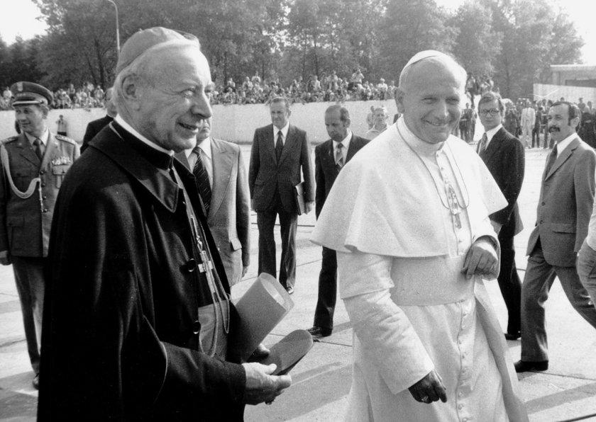 Prymas i papież