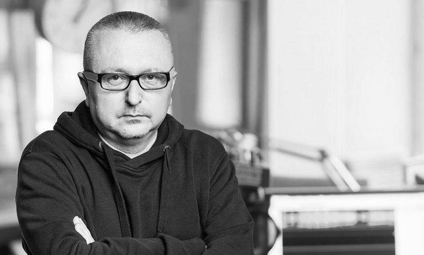 Nie żyje dziennikarz Marek Świercz