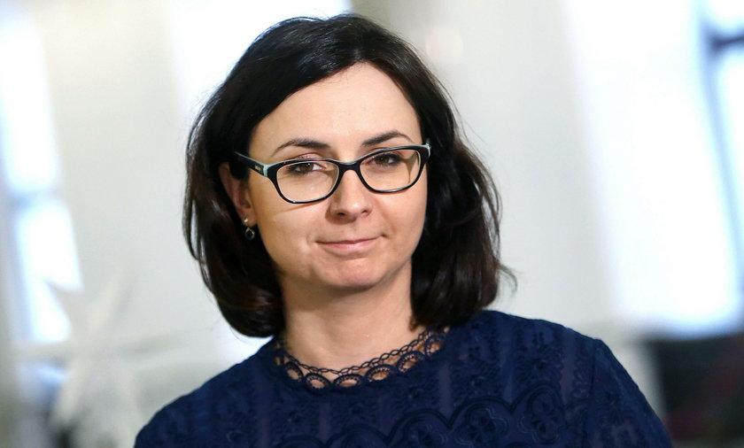 Posłanka PO-KO Kamili Gasiuk-Pihowicz
