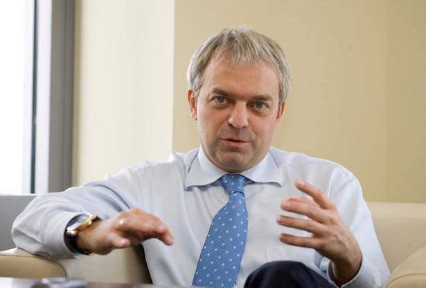 Jacek Krawiec, prezes zarządu i dyrektor generalny koncernu PKN Orlen (21); fot. Wojtek Górski