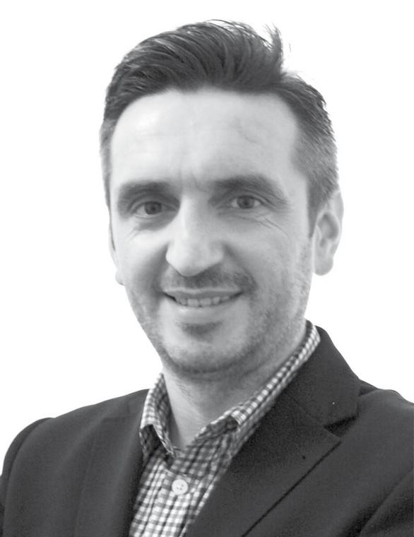 Piotr Remiszewski główny księgowy w BASF Coatings Services, ekspert ds. VAT w grupie BASF
