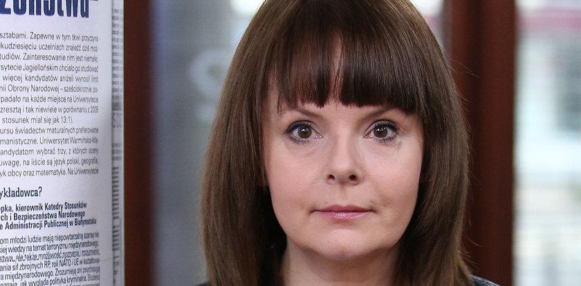 Korwin-Piotrowska: Durczok siedzi w szpitalu odcięty od mediów