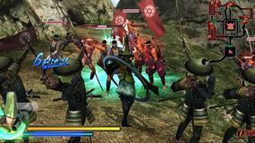 Sengoku Basara Samurai Heroes - gameplay