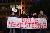 Protest radnika ''Pošte'' u Novom Sadu