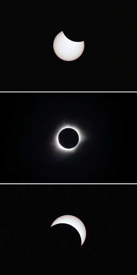 INDONESIA-ASTRONOMY-ECLIPSE-COMBO