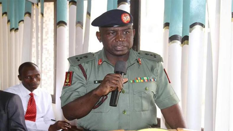NYSC DG Suleiman Kazaure advises corps members to be become entreprenuer (Daily Post)