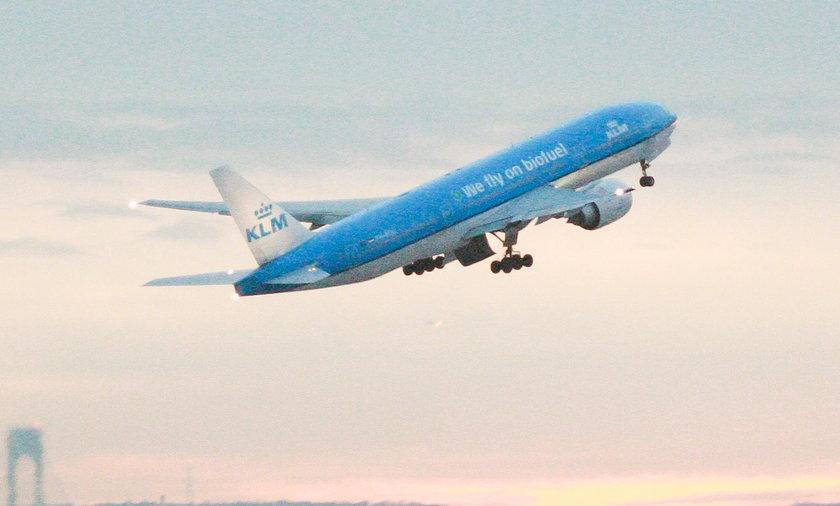 Niebezpieczna sytuacja na pokładzie samolotu