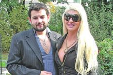 Jelena Karleuša i Bojan Karić