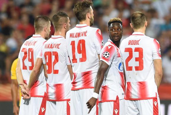 FK Crvena zvezda, Ričmong Boaći