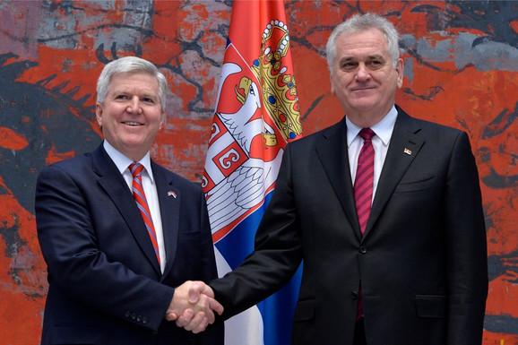 Skot sa Tomislavom Nikolićem
